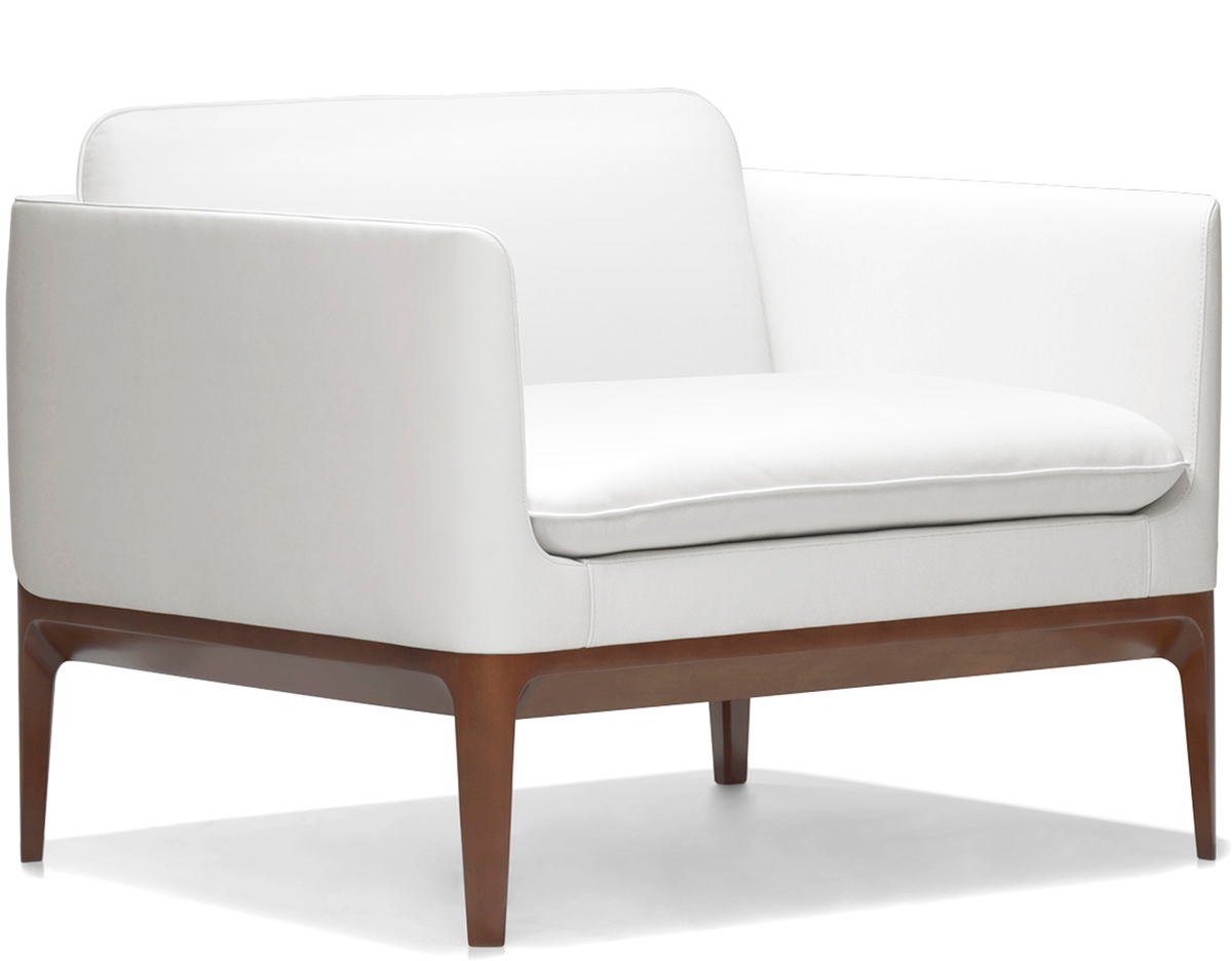 Atlantic lounge chair for Modern lounge furniture