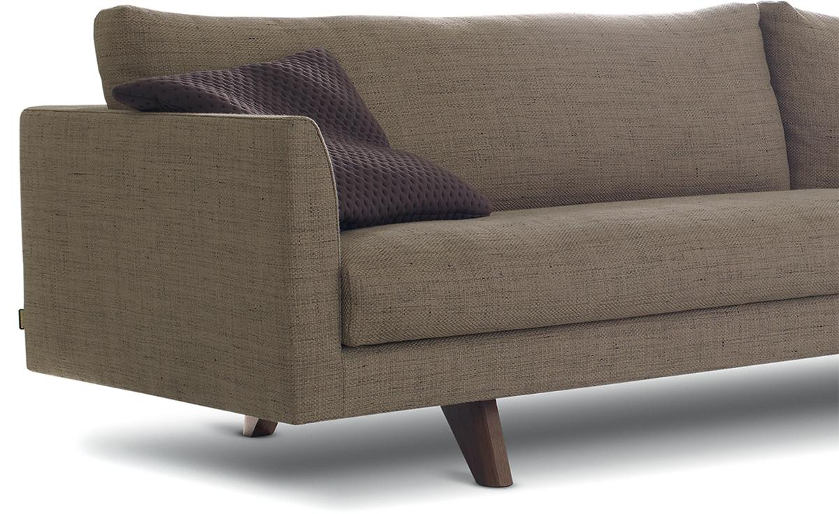 Axel 4 Seat Sofa hivemodern