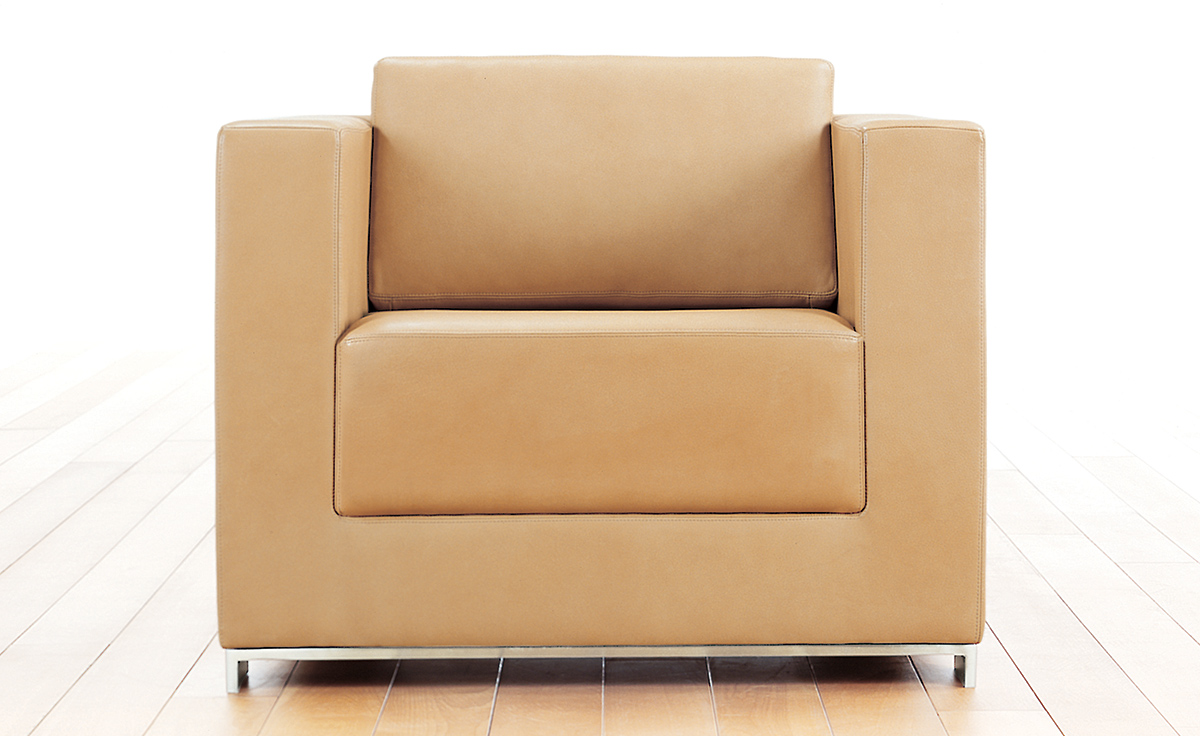 B 1 Lounge Chair Hivemodern Com