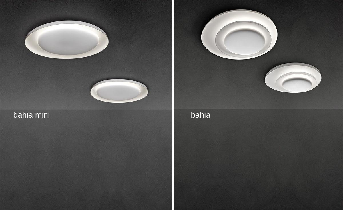 Applique foscarini lampada da parete a luce parzialmente diffusa