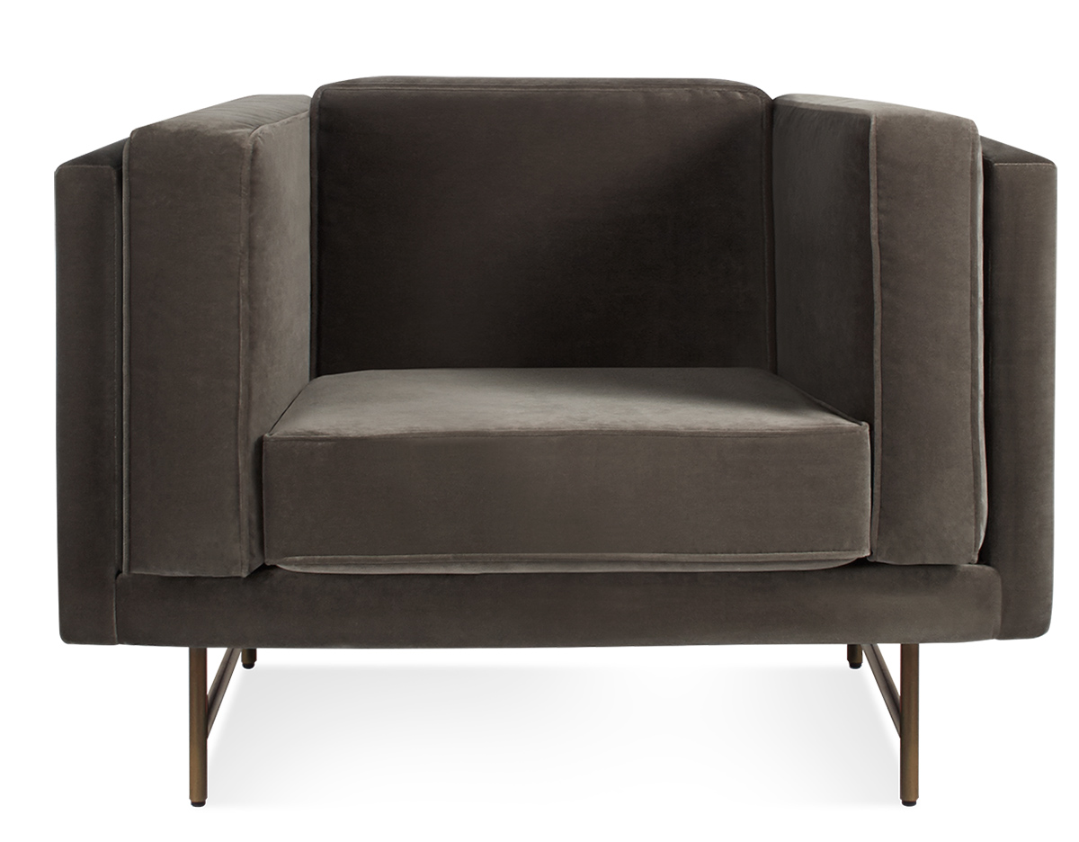 Bank Lounge Chair Hivemodern Com