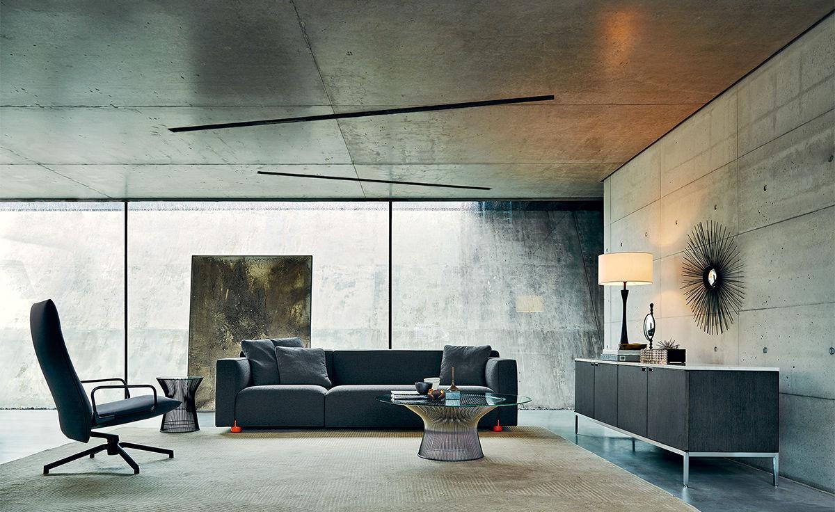 Barber Osgerby Asymmetric Sofa Hivemodern Com