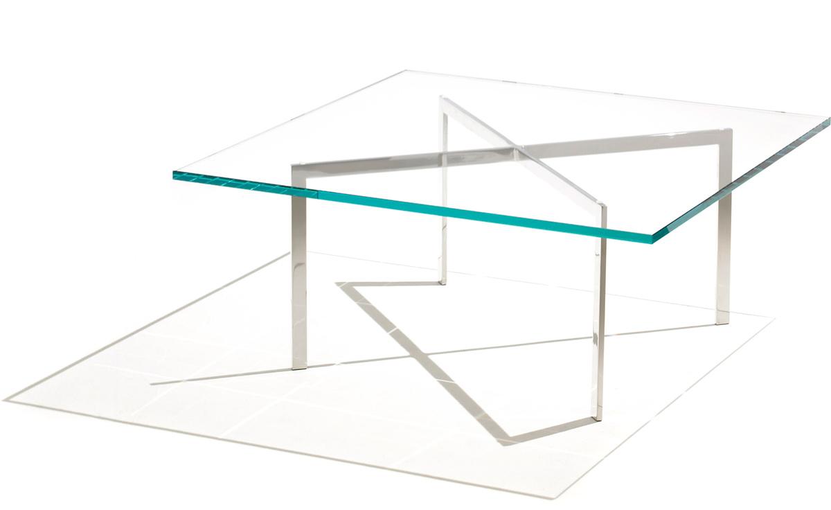 barcelona cofee table. Black Bedroom Furniture Sets. Home Design Ideas