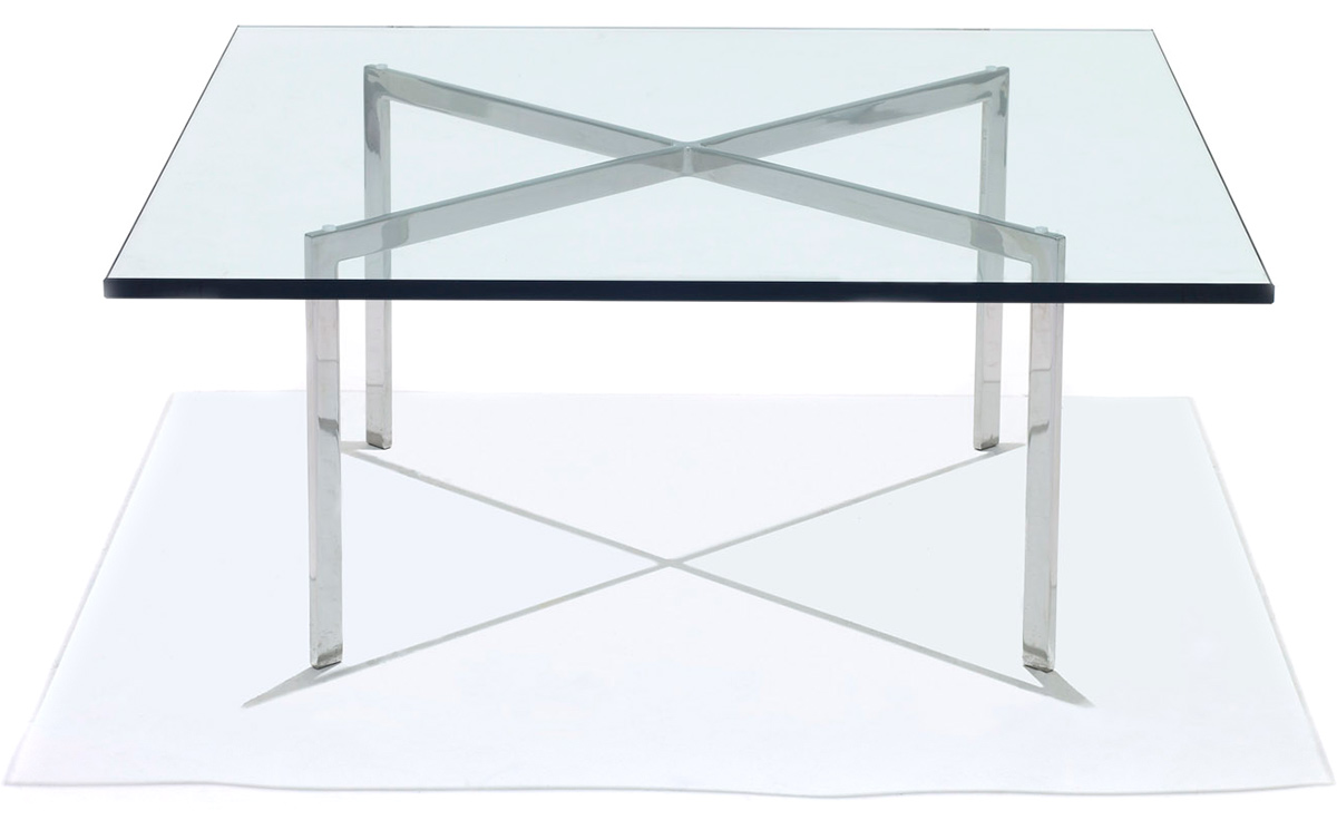 Barcelona Coffee Table Hivemodern Com