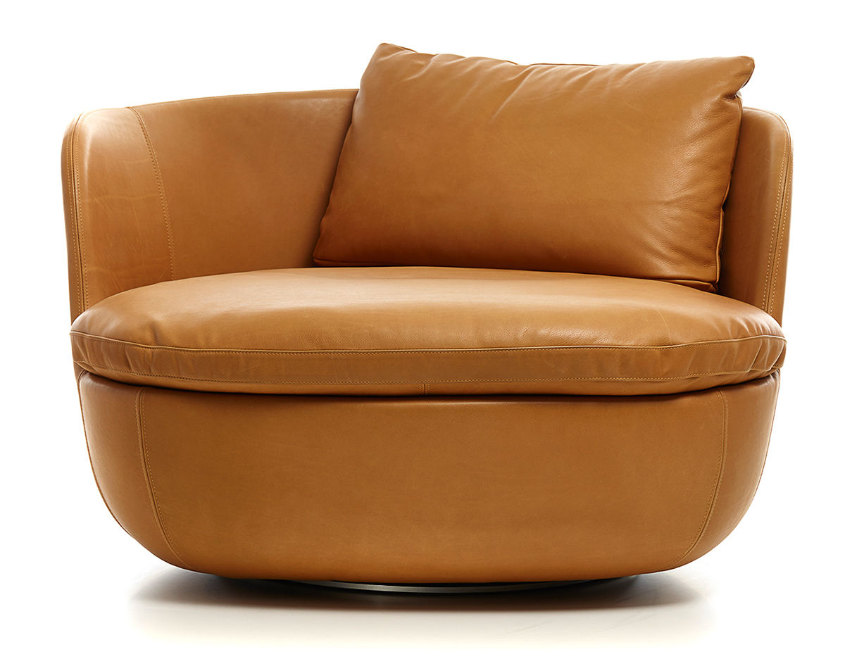 bart swivel lounge chair bart schilder moooi 2