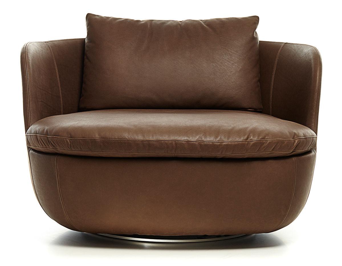 Bart Swivel Lounge Chair Hivemodern Com