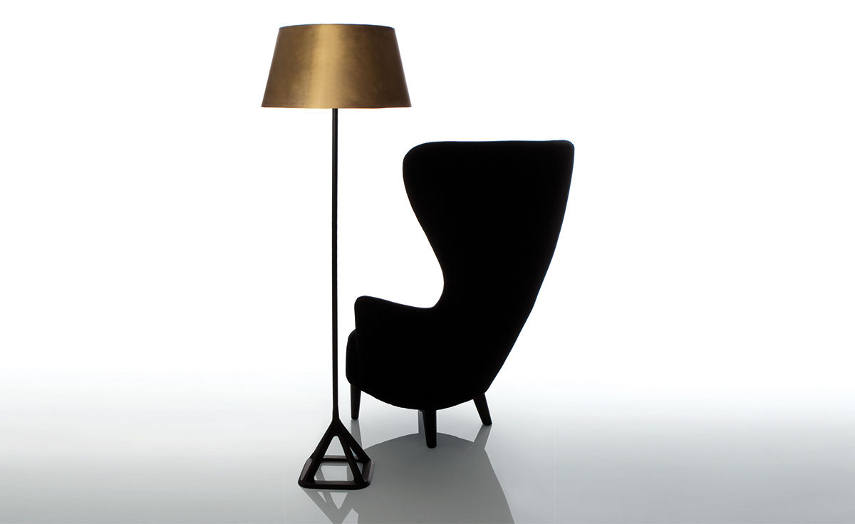 base floor lamp. Black Bedroom Furniture Sets. Home Design Ideas
