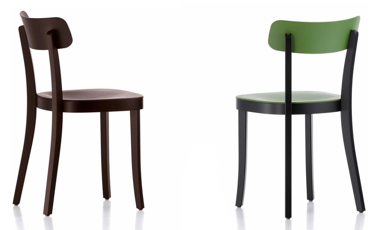 Modern lounge chairs - Basel Chair Hivemodern Com