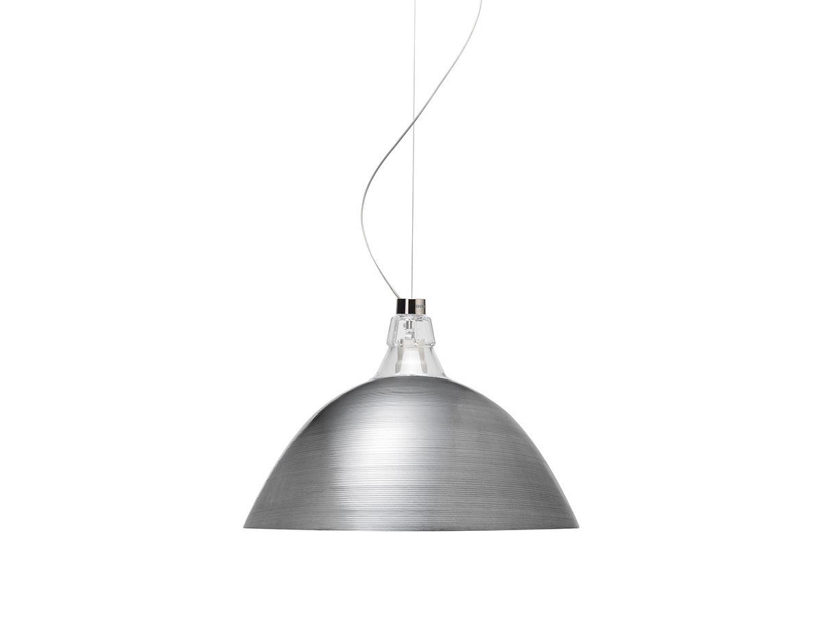 Crash bell suspension lamp hivemodern crash bell suspension lamp aloadofball Gallery