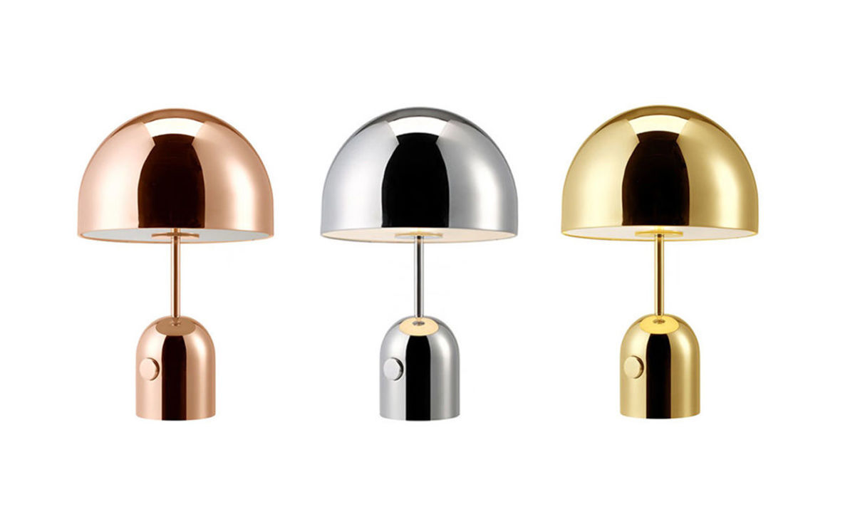 Bell Table Lamp Hivemodern Com