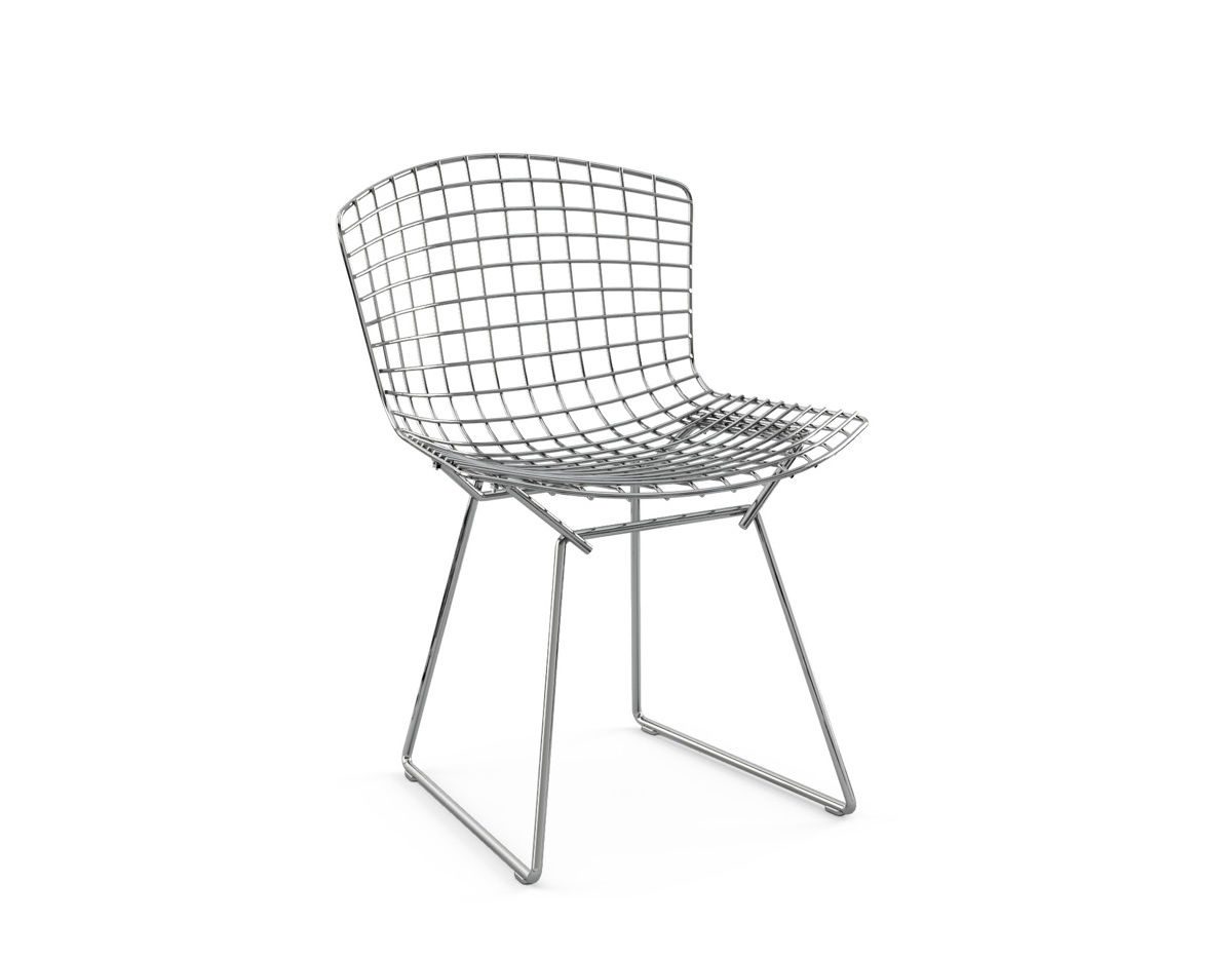 Bertoia Side Chair Unupholstered
