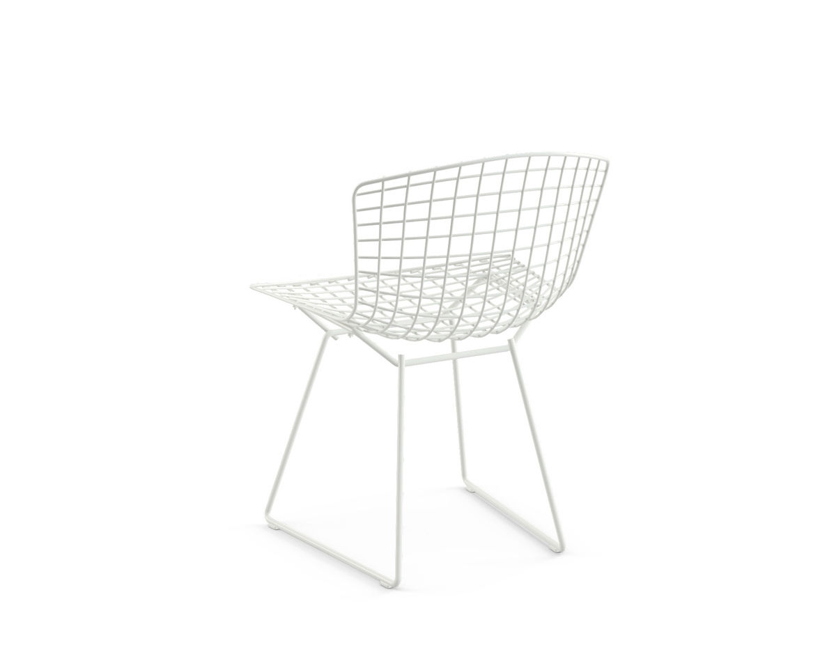 Bertoia Chair White - Overview