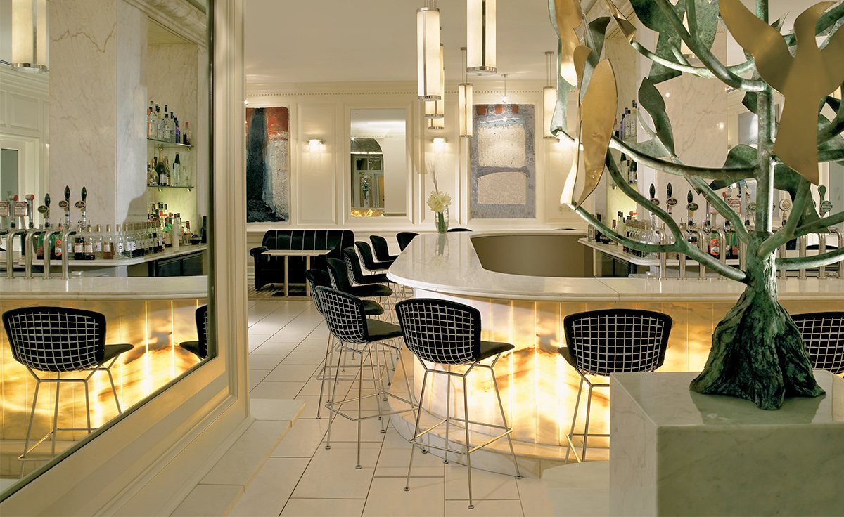 bertoia stool upholstered. Black Bedroom Furniture Sets. Home Design Ideas