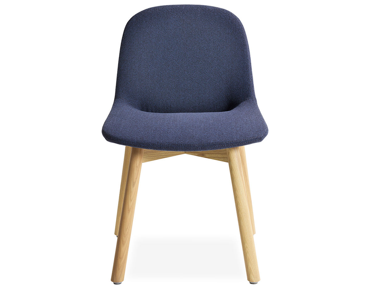 Beso Wood 4 Leg Side Chair