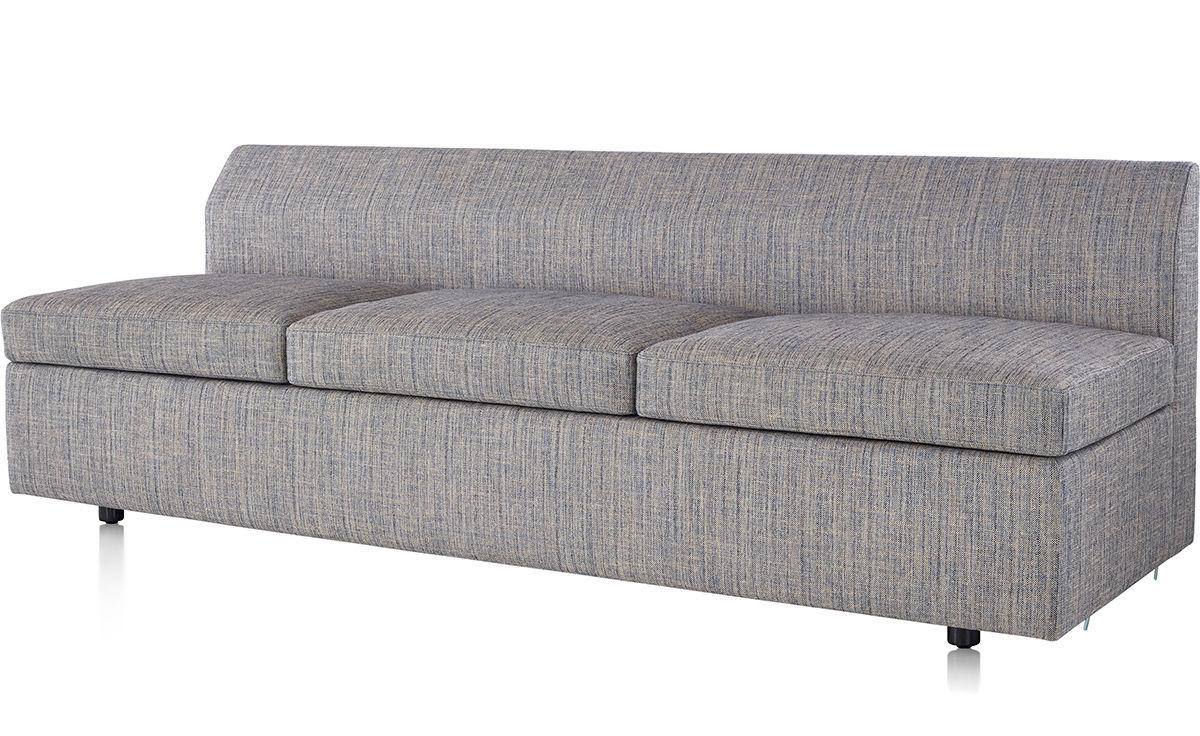 bevel 3 seat sofa