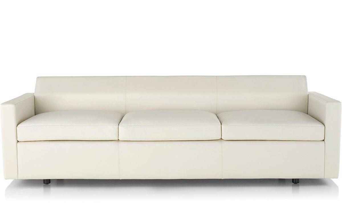 Bevel 3 Seat Sofa Hivemodern Com