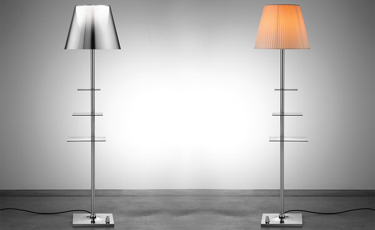 bibliotheque nationale floor lamp. Black Bedroom Furniture Sets. Home Design Ideas