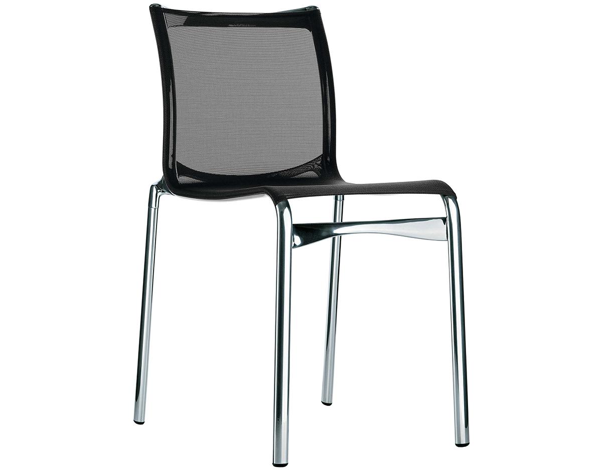 Teak folding table 200f hivemodern com - Bigframe Side Chair Alberto Meda Alias