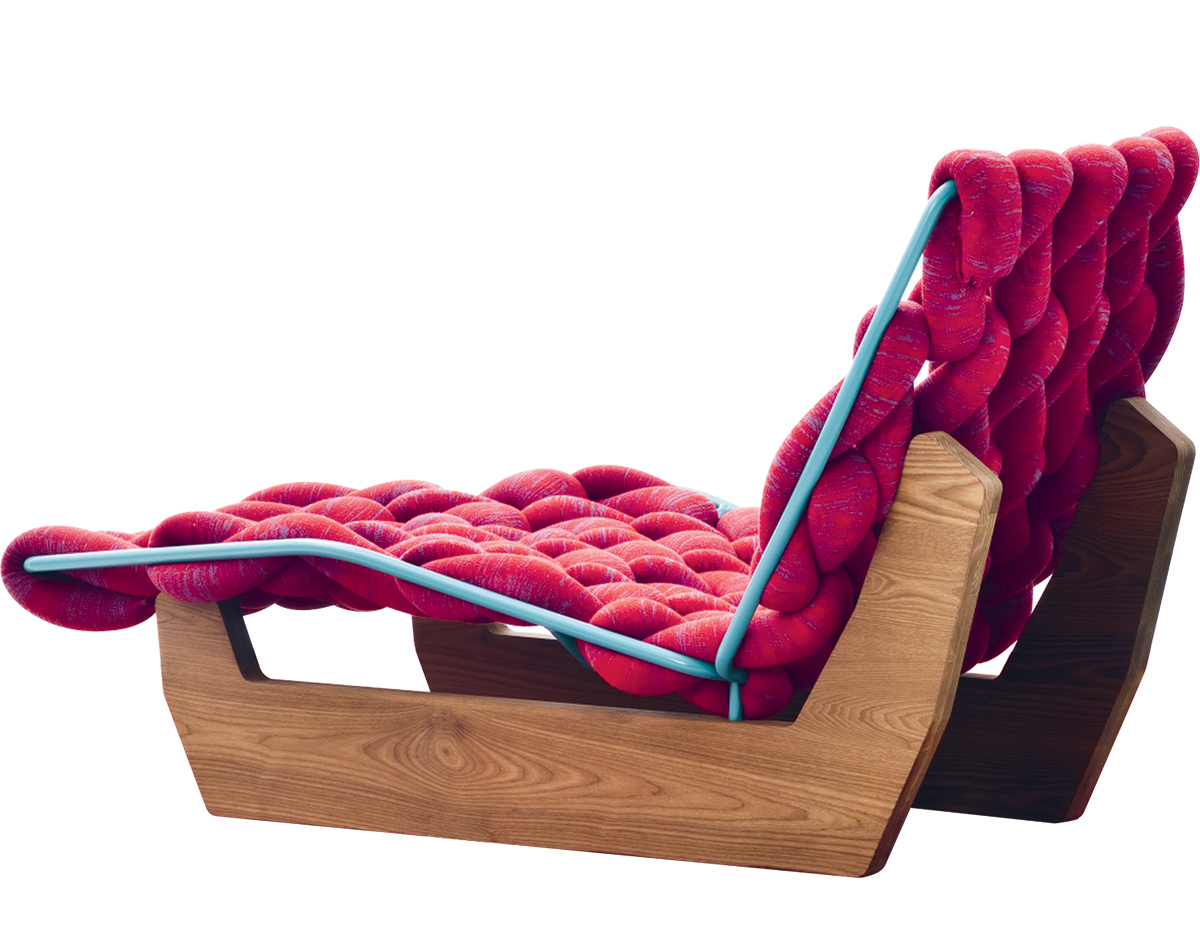 biknit chaise lounge chair. Black Bedroom Furniture Sets. Home Design Ideas