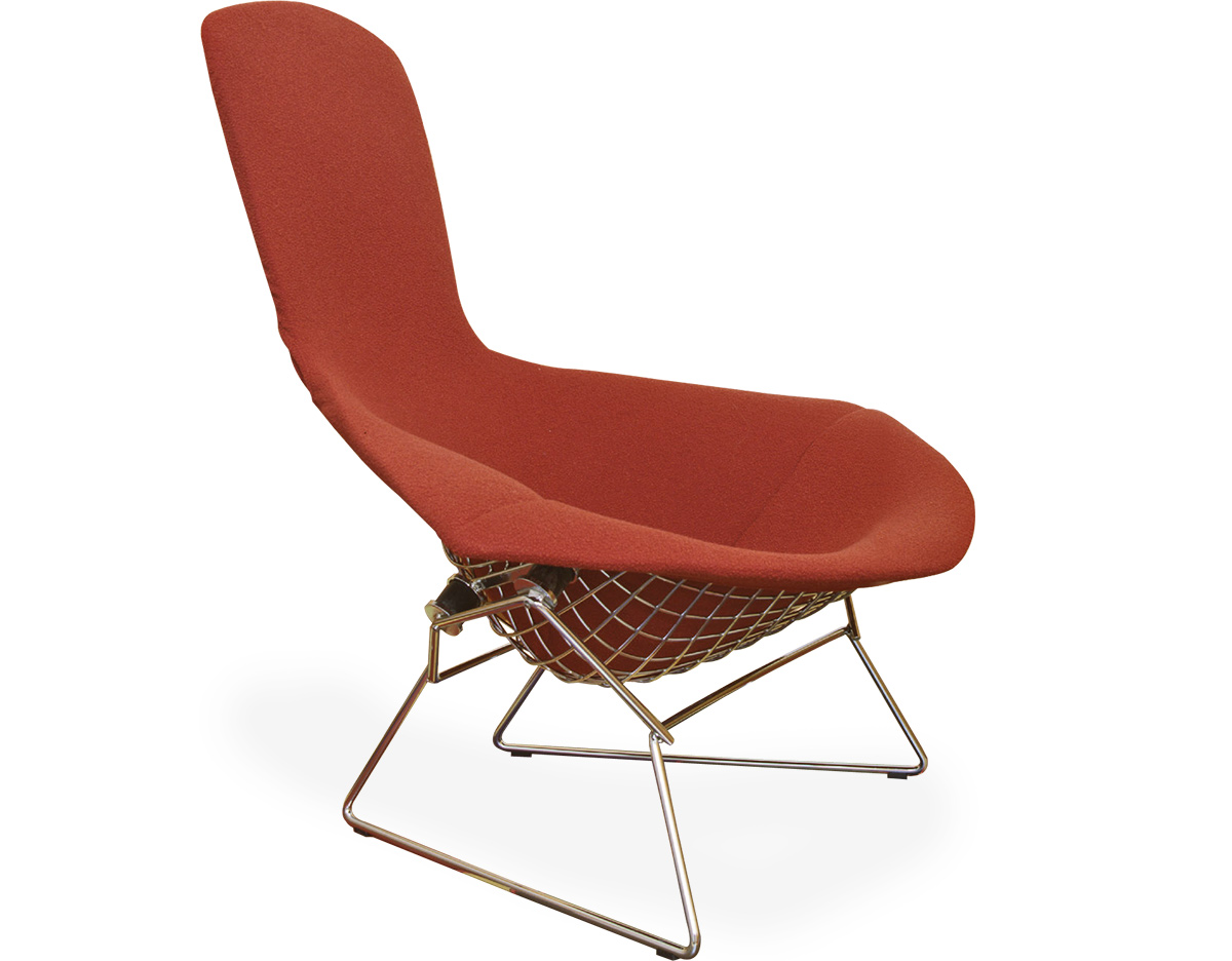 Bird Chair With No Ottoman Hivemodern Com
