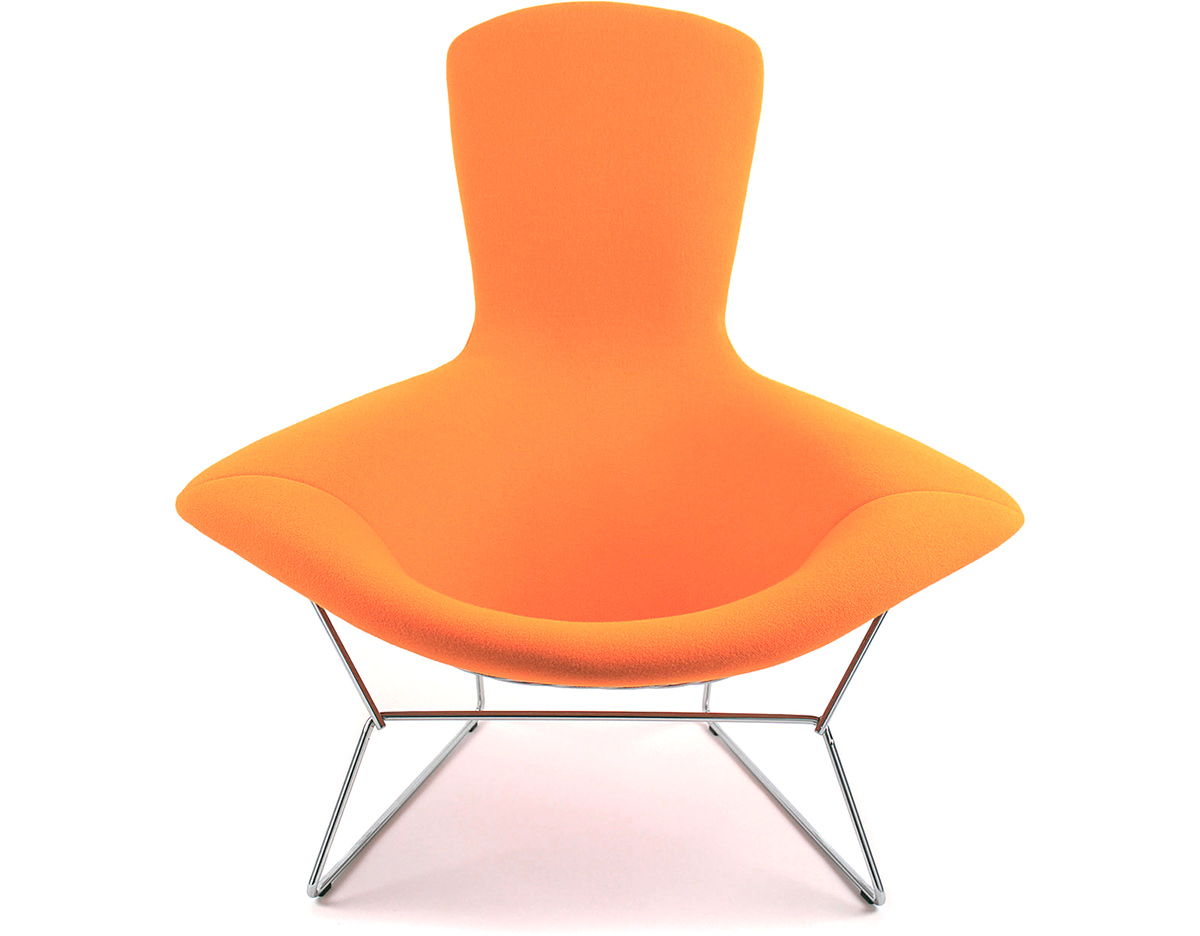 bird chair with no ottoman - hivemodern