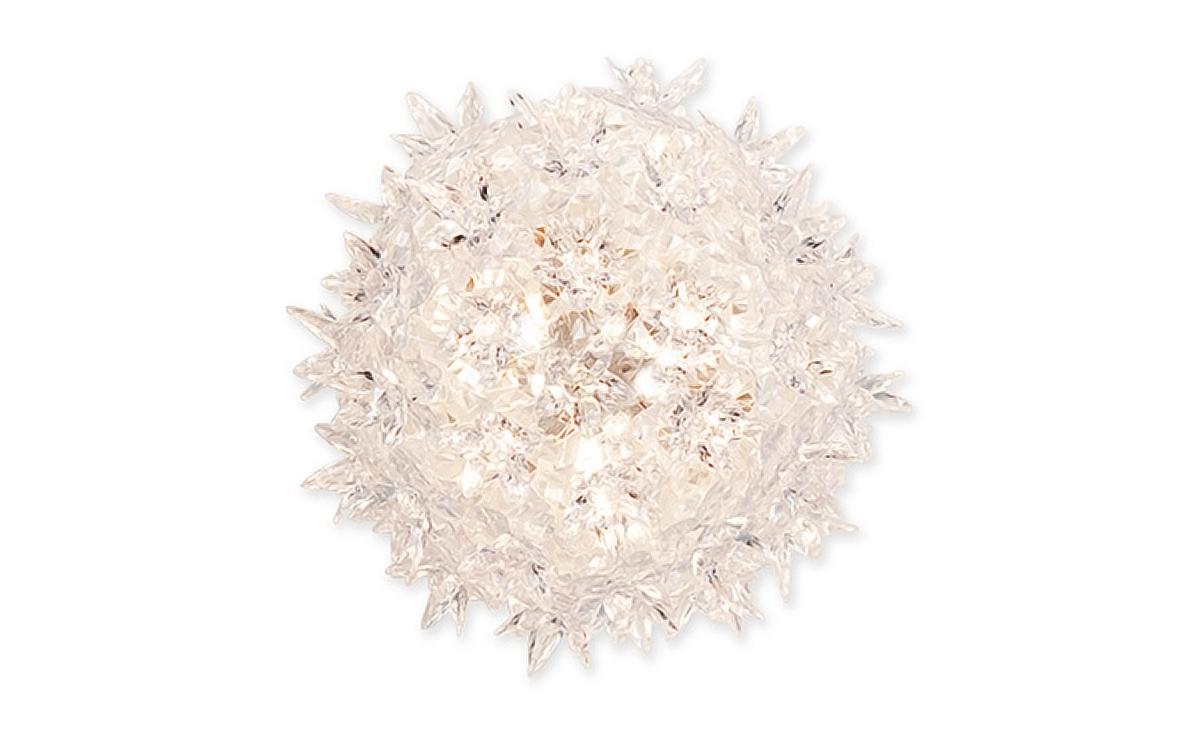 overview bloom lamp gold ferruccio laviani