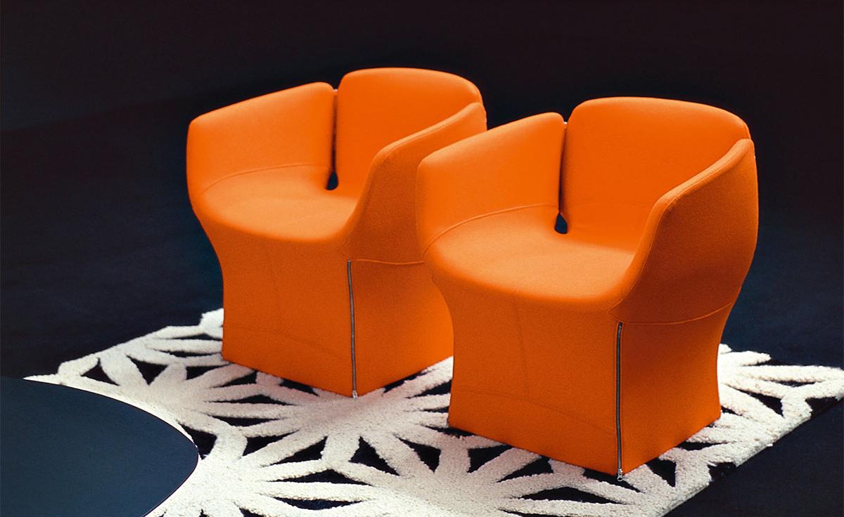 Bloomy Small Armchair Hivemodern Com