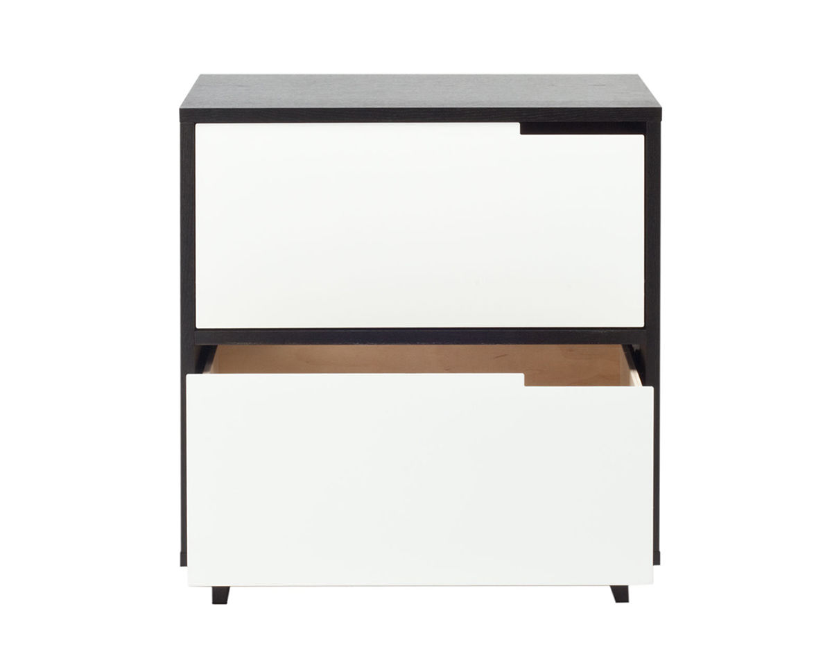 blu dot modulicious lateral file cabinet - Lateral File Cabinets