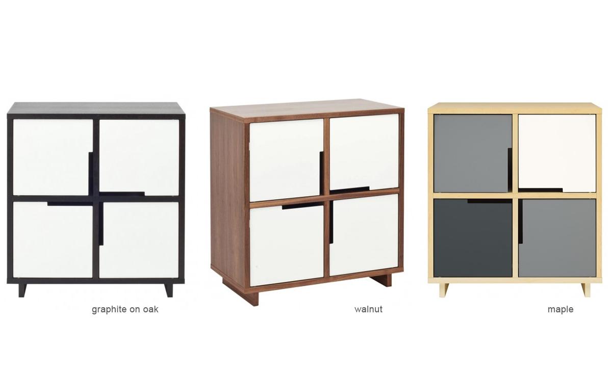 Blu Dot Modu Licious #3 Cabinet Amazing Ideas