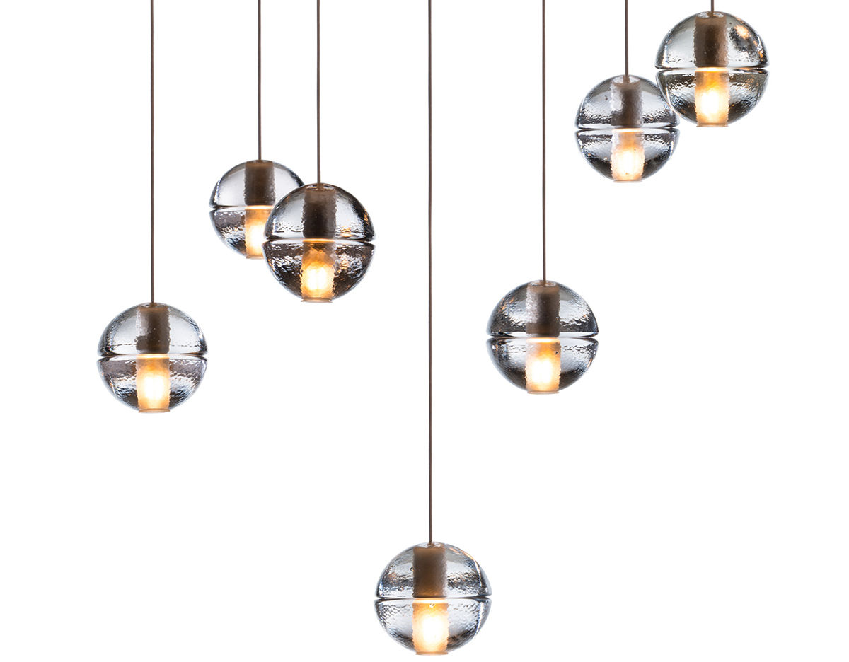 Bocci thirty six pendant chandelier for Modern hive