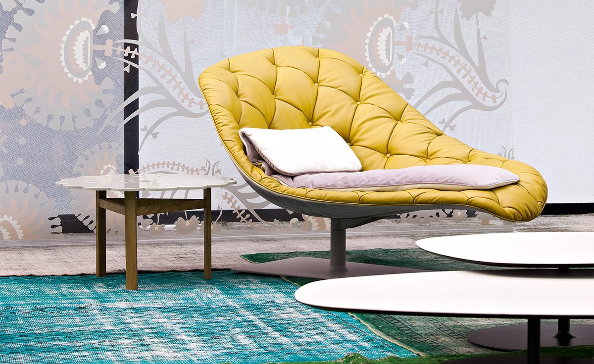 Bohemian chaise longue for Chaise longue manufacturers