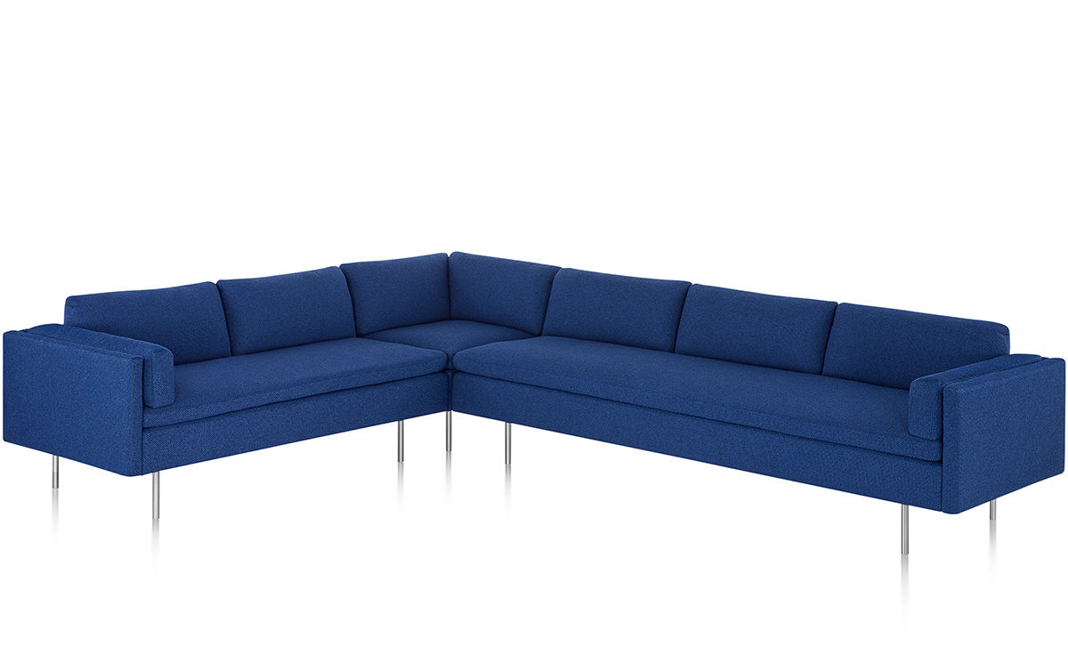 Hive Modern Pillows : Bolster Sectional Sofa - hivemodern.com