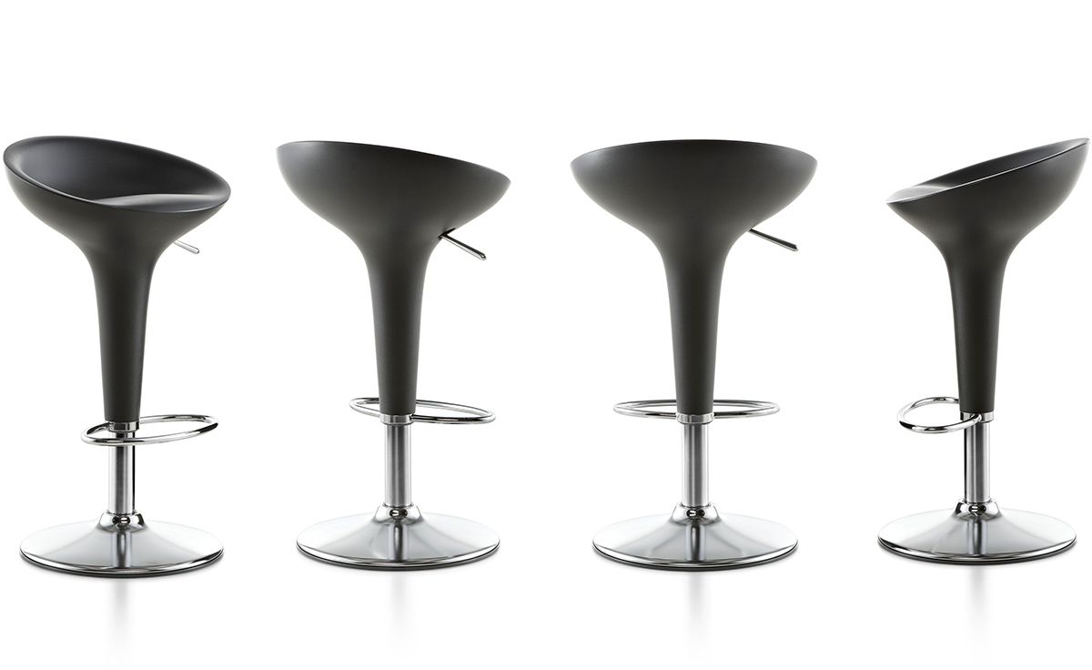 Bombo Adjustable Stool Hivemodern Com