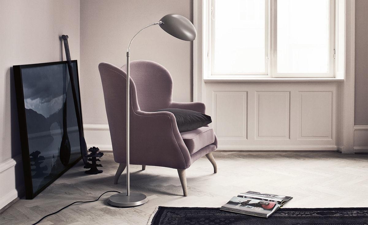 Gubi Bonaparte Lounge Chair Hivemodern Com