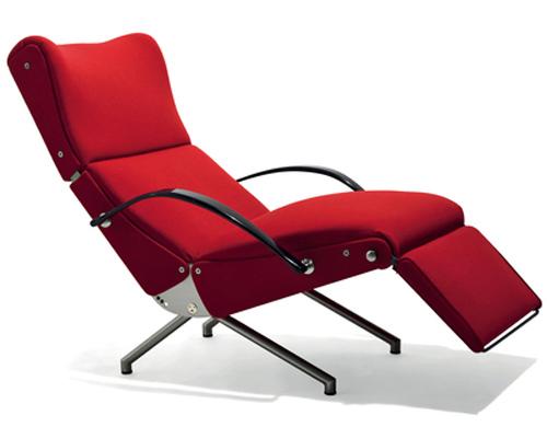 Borsani P40 Lounge Chair Hivemodern Com