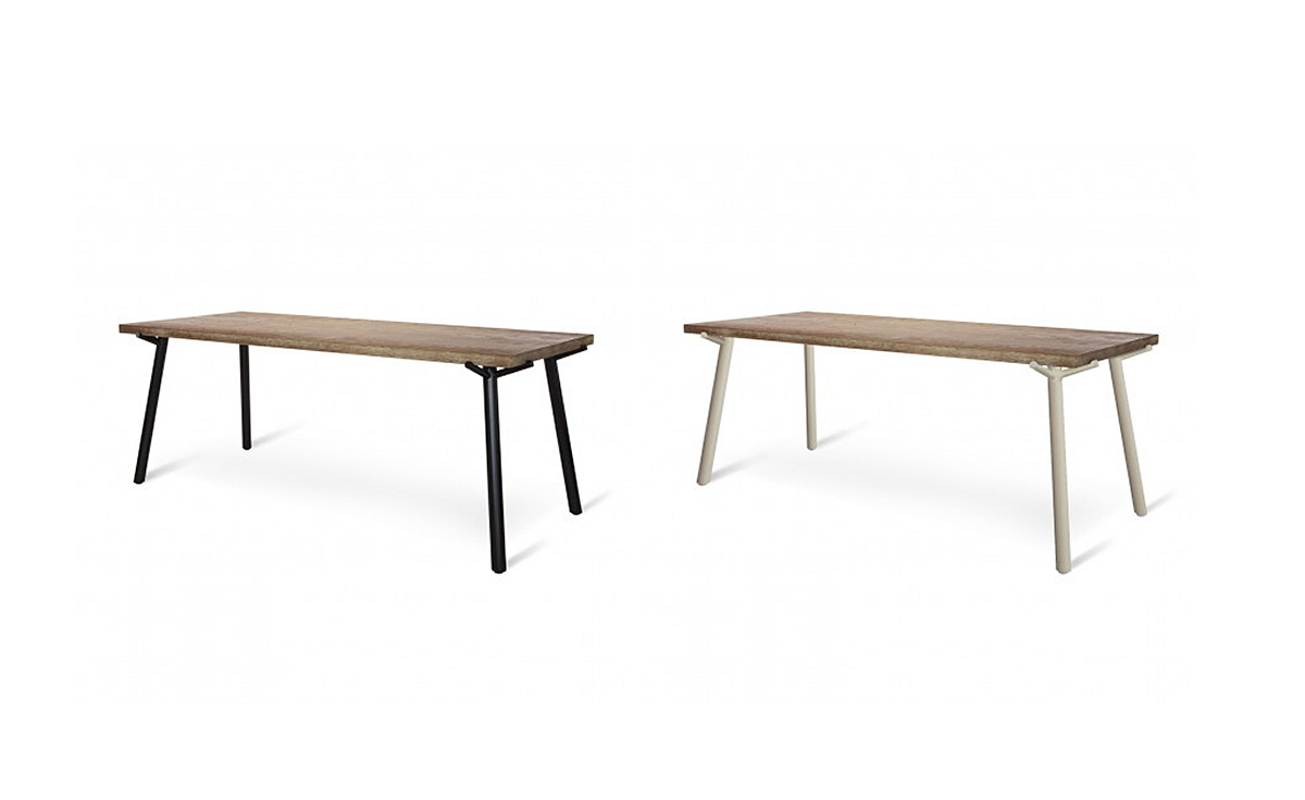 Blue Dot Dining Table