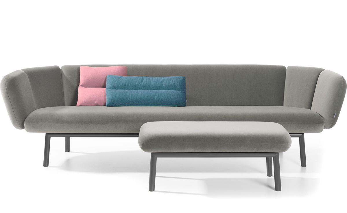 2 5 seat sofa