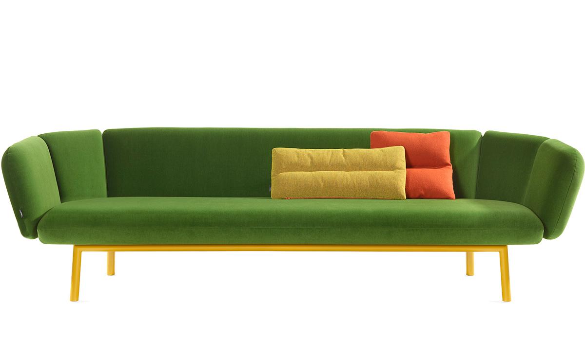 Bras 2 5 Seat Sofa
