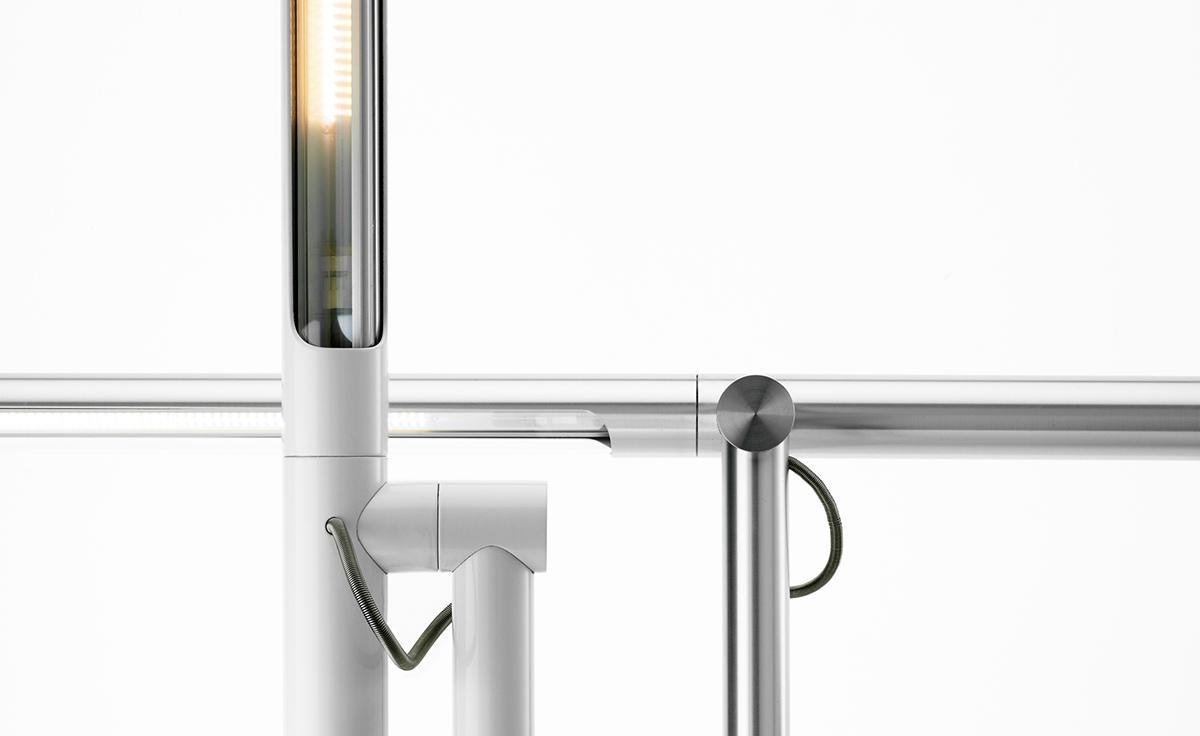 Brazo Led Floor Lamp Hivemodern Com