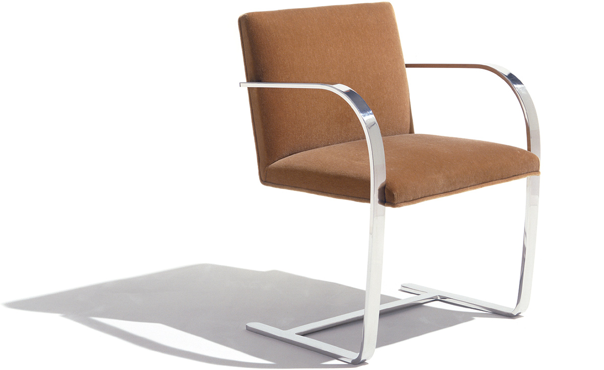 Brno Chair With Flat Bar Frame Hivemoderncom