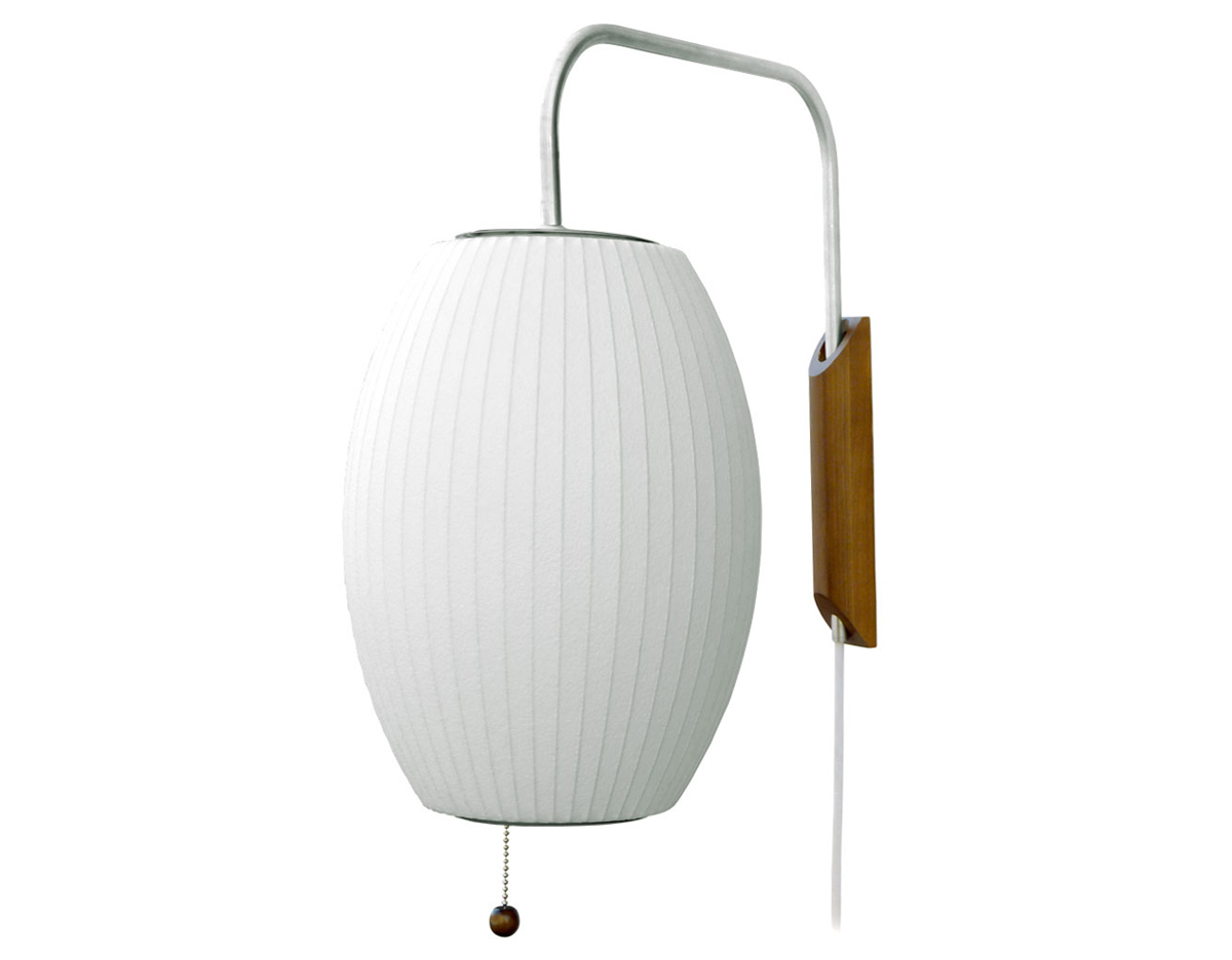 overview Nelson Bubble Lamp Modernica George Nelson