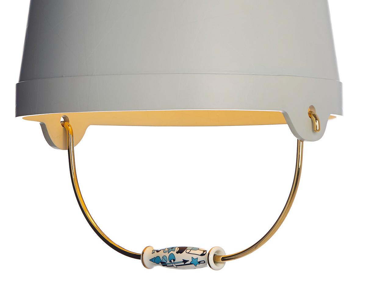 Bucket Suspension Lamp - hivemodern.com