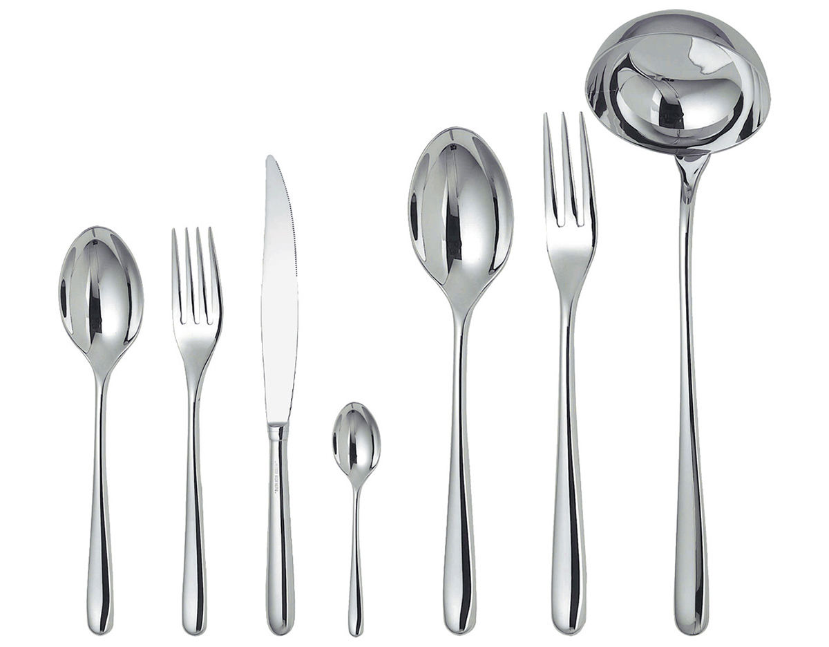 caccia cutlery set  hivemoderncom - overview manufacturer media reviews