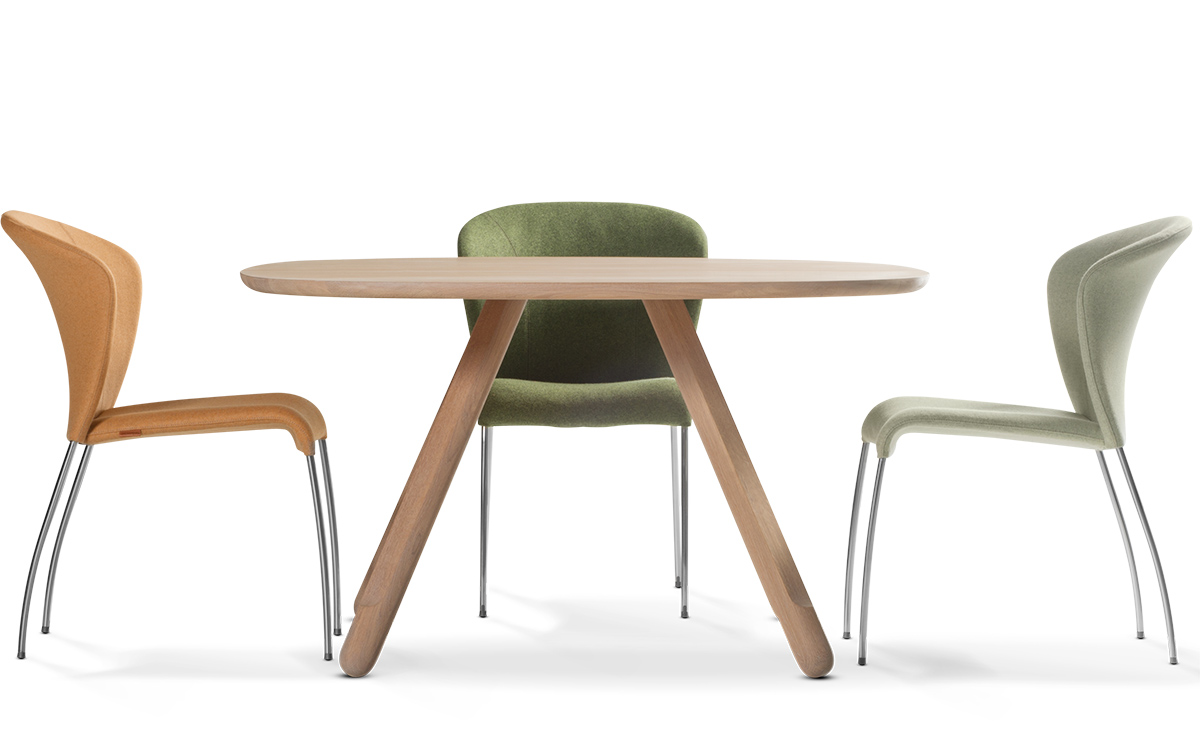 Calla Stackable Dining Chair - hivemodern.com