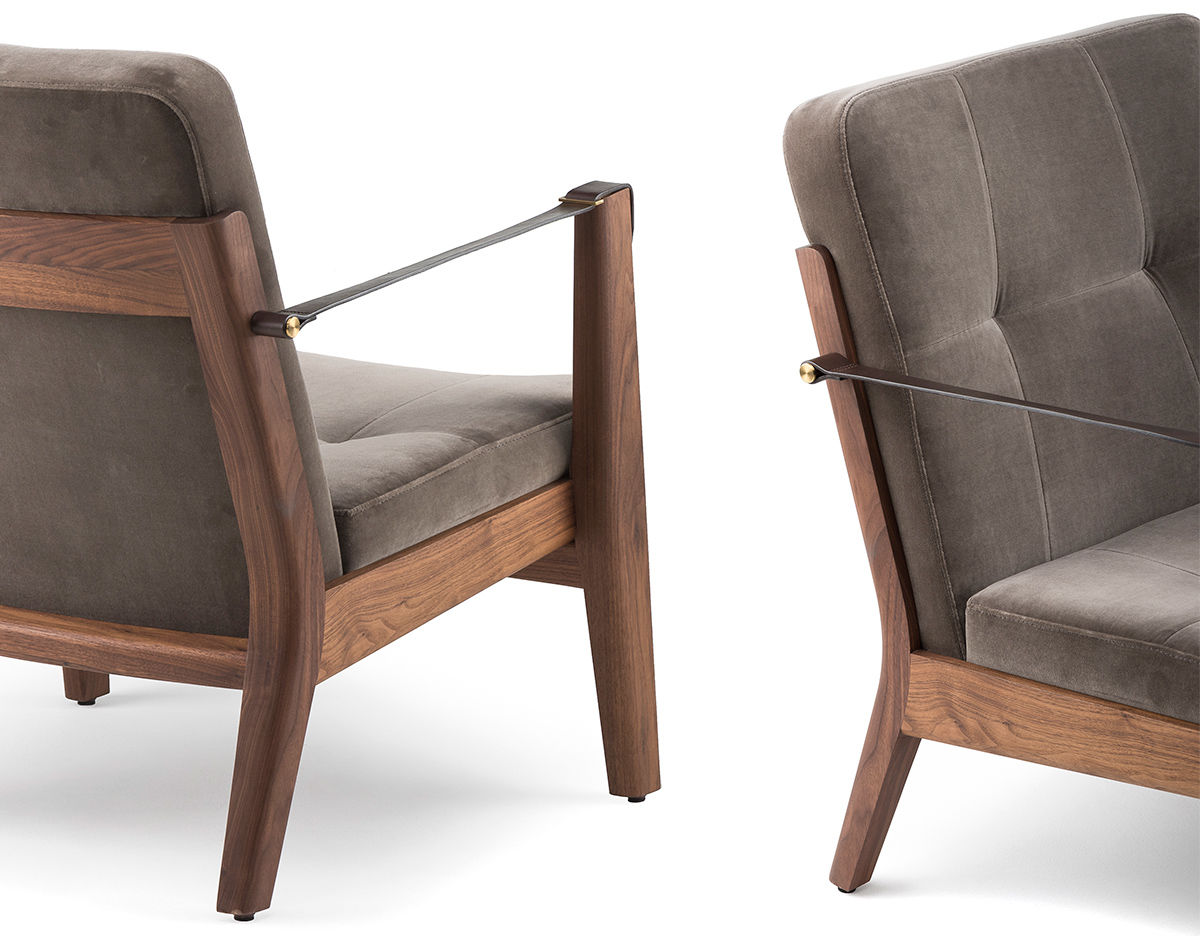 Etonnant Capo Lounge Chair 781s