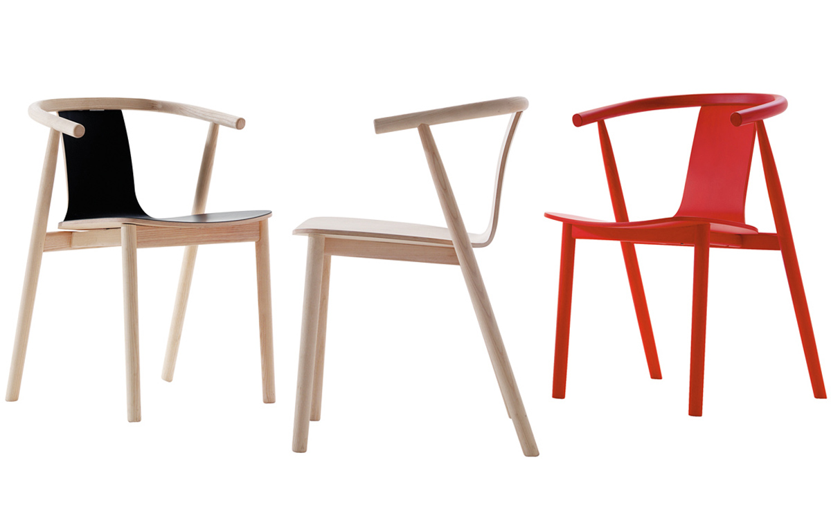 Bac Side Chair Hivemodern Com