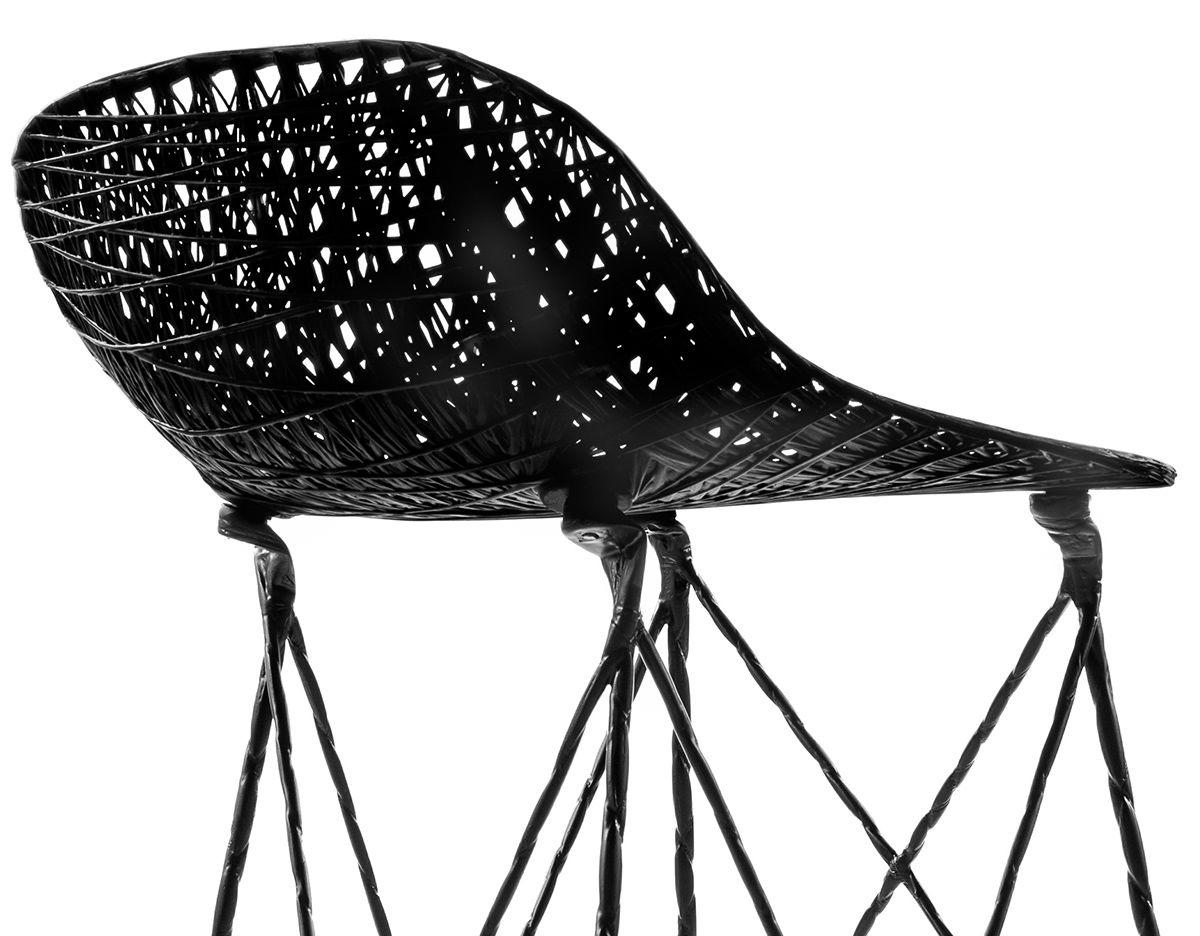 carbon stool. Black Bedroom Furniture Sets. Home Design Ideas