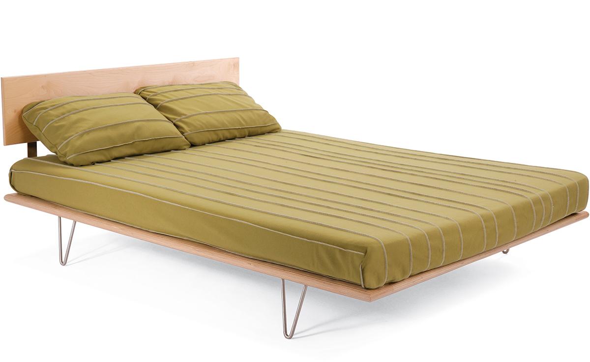 case study bed diy