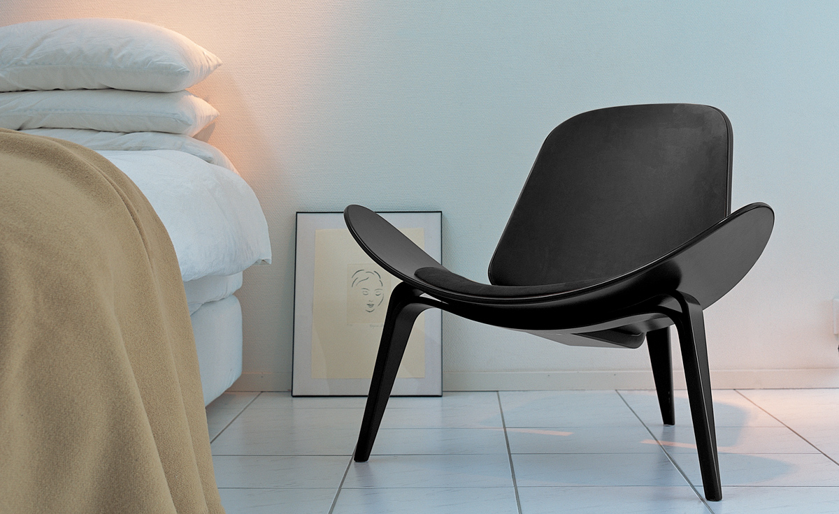 Ch07 Lounge Chair Hivemodern Com