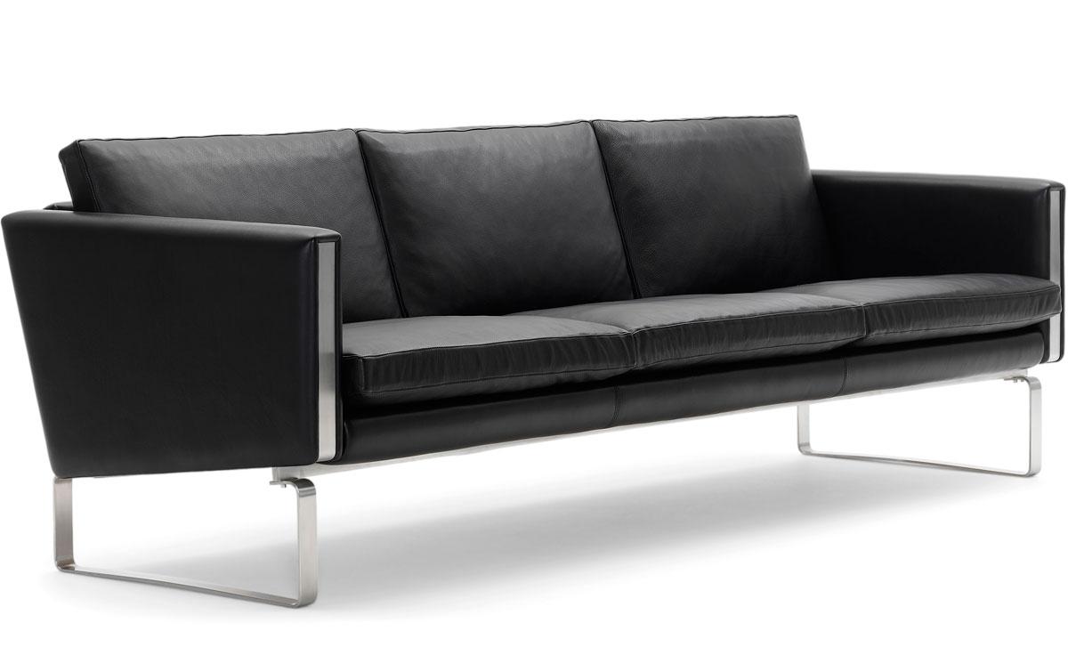 Ch103 3 Seat Sofa Hivemodern Com